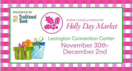 Holly Day Market 2018 Presented by Traditional Bank banner image