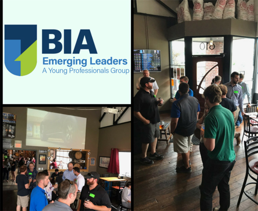 BIA Emerging Leaders logo image