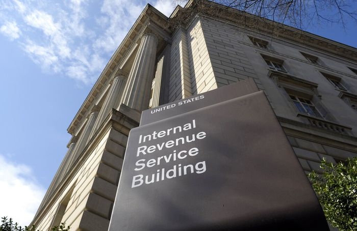 IRS building image