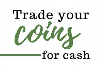 coins for cash image Banner