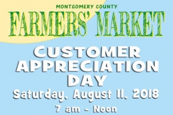 Montgomery County Farmers Market Banner