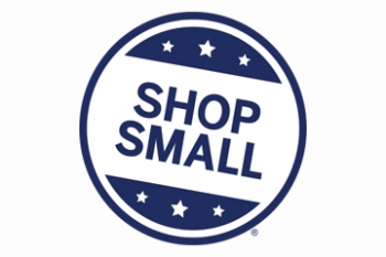 Small Business Saturday logo image Banner