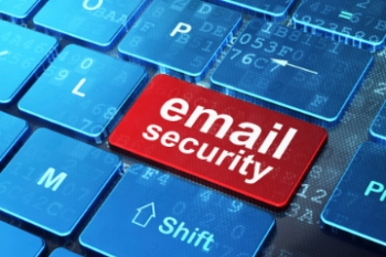 Email Security Banner