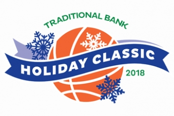 Traditional Bank Holiday Classic logo image with basketball Banner