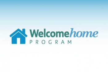 Welcome Home image Banner