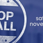 Small Business Saturday logo image
